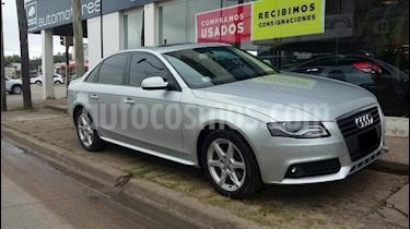 Foto venta Auto usado Audi A4 2.0 TDi Ambition Multitronic (143Cv) (2011) color Gris Claro precio $600.000