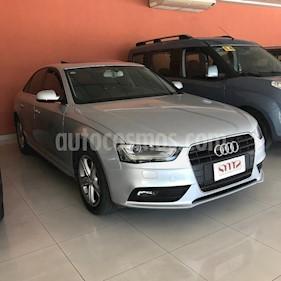 Foto venta Auto Usado Audi A4 2.0 TDi Ambition Multitronic (143Cv) (2013) color Gris Claro precio $870.000
