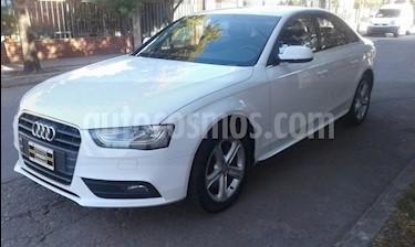 Foto venta Auto usado Audi A4 2.0 TDi Ambition Multitronic (143Cv) (2012) color Blanco precio $810.000