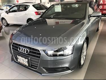 Foto venta Auto usado Audi A4 2.0 TDI Trendy (177hp) (2014) color Gris Meteoro precio $280,000