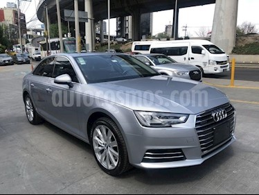 Foto venta Auto usado Audi A4 2.0L T Elite Multitronic (200hp)  (2017) color Plata precio $525,000