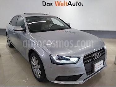 Foto venta Auto usado Audi A4 2.0L T Luxury S-Tronic Quattro (2015) color Plata Hielo precio $310,000