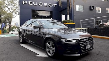Foto venta Auto usado Audi A4 2.0L T Luxury (2014) color Gris precio $289,900