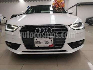 Foto Audi A4 2.0L T Luxury usado (2013) color Blanco precio $229,000