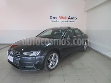 Foto venta Auto usado Audi A4 2.0L T S Line (200hp) (2018) color Gris precio $564,452