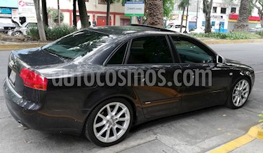 Audi A4 2.0L T S Line (200hp) usado (2007) color Gris Oscuro precio $144,500