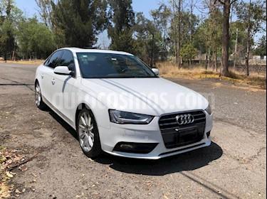 Foto Audi A4 2.0L T Special Edition (225hp)  usado (2014) color Blanco precio $280,000