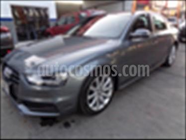 Foto Audi A4 2.0L T Sport (225hp) usado (2015) color Gris precio $289,000