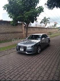 Foto venta Auto usado Audi A4 2.0L T Sport Multitronic (2011) color Plata precio $215,000