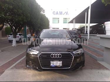 Foto venta Auto usado Audi A4 2.0L T Sport S-Tronic Quattro (2017) color Negro precio $539,000