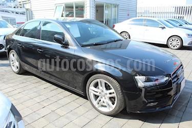 Foto venta Auto usado Audi A4 2.0L T Sport S-Tronic Quattro (2015) color Negro precio $350,000