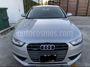 Audi A4 2.0L T Trendy Plus (225hp) usado (2015) color Gris Lava precio $255,000
