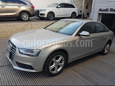Foto venta Auto usado Audi A4 2.0L T Trendy Plus Multitronic (2013) color Plata precio $220,000