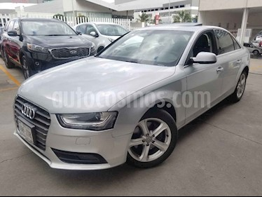 Audi A4 2.0L T Trendy Plus Multitronic usado (2014) color Plata precio $230,000