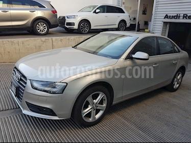Audi A4 2.0L T Trendy Plus Multitronic usado (2013) color Plata Hielo precio $225,000