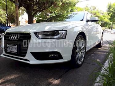 Audi A4 3.0L TFSI Sport S-Tronic Quattro  usado (2013) color Blanco precio $330,000
