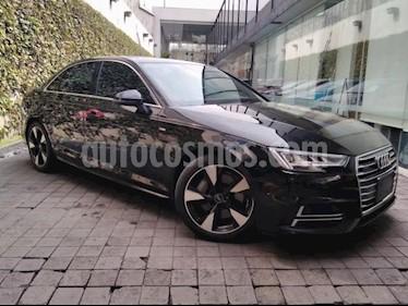 Audi A4 4p S Line L4/2.0/T Aut Quattro usado (2017) color Negro precio $510,000