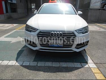 Foto venta Auto usado Audi A4 4p S Line L4/2.0/T Aut (2017) color Blanco precio $430,000