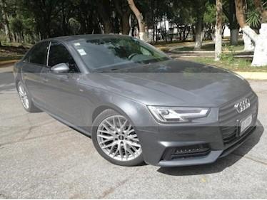 Foto venta Auto usado Audi A4 4p S Line L4/2.0/T Aut (2017) color Gris precio $469,000