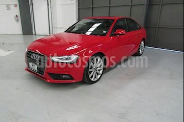 Foto venta Auto usado Audi A4 4p Sport L4/1.8/T Aut (2015) color Rojo precio $290,900