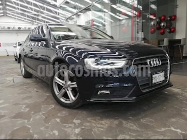 Foto venta Auto usado Audi A4 4p Trendy L4/2.0/T Aut (2015) color Azul Marino precio $299,000