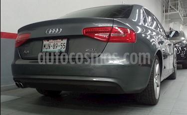 Foto venta Auto usado Audi A4 4p Trendy Plus L4/2.0/T Aut (2015) color Gris precio $285,000