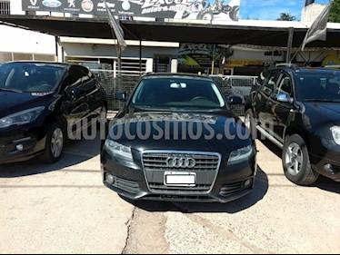 Audi A4 Avant 1.8 T FSI Plus usado (2009) color Negro precio $840.000