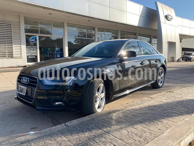 foto Audi A4 2.0 T FSI usado (2014) color Negro precio $2.100.000
