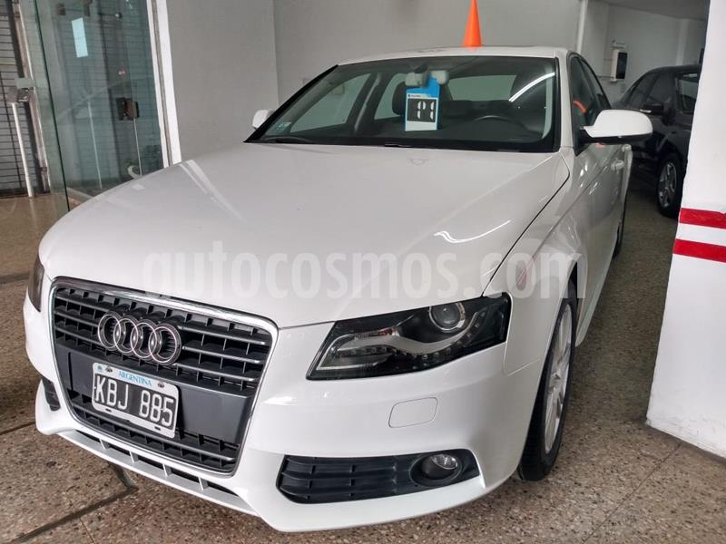 Audi A4 1.8 T FSI Attraction  usado (2011) color Blanco Ibis precio $1.300.000