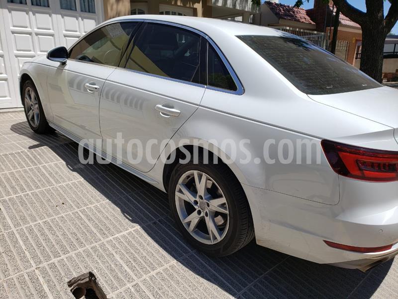 Audi A4 2.0 TDi Multitronic usado (2018) color Blanco precio $4.200.000