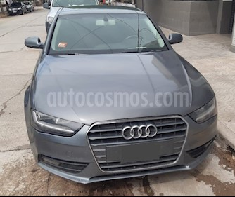 foto Audi A4 1.8 T FSI Attraction Multitronic  usado (2014) color Gris Lava precio $1.800.000