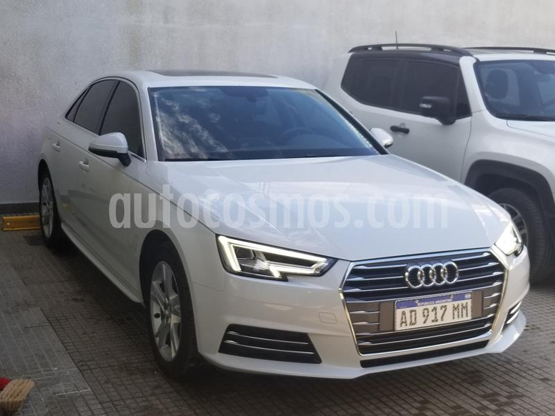 Audi A4 2.0 T FSI S-tronic usado (2019) color Blanco precio u$s40.000