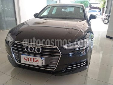 Audi A4 2.0 T FSI usado (2018) color Negro precio $4.100.000