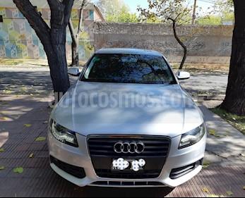 Audi A4 1.8 T FSI Ambition Multitronic (170Cv)  usado (2012) color Gris Cuarzo precio $1.380.000