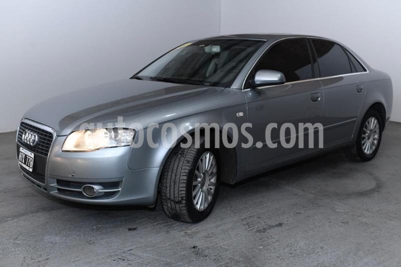 Audi A4 Avant 2.0 TDI Plus usado (2009) color Gris Claro precio $950.000