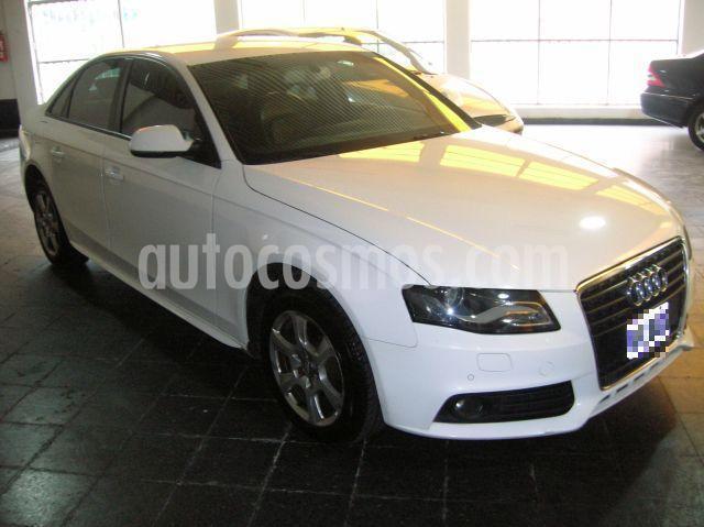 Audi A4 Avant 1.8 T FSI usado (2010) color Blanco precio $1.234.567