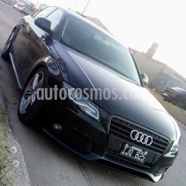 Audi A4 1.8 T FSI Sport usado (2009) color Negro precio $1.300.000