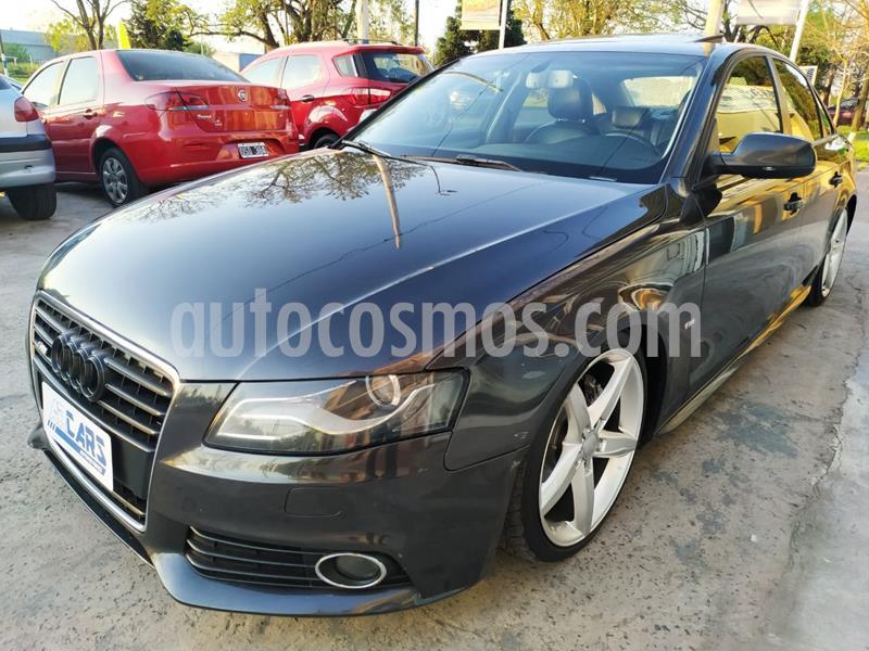 Audi A4 1.8 T S-Line usado (2009) color Negro precio $1.620.000