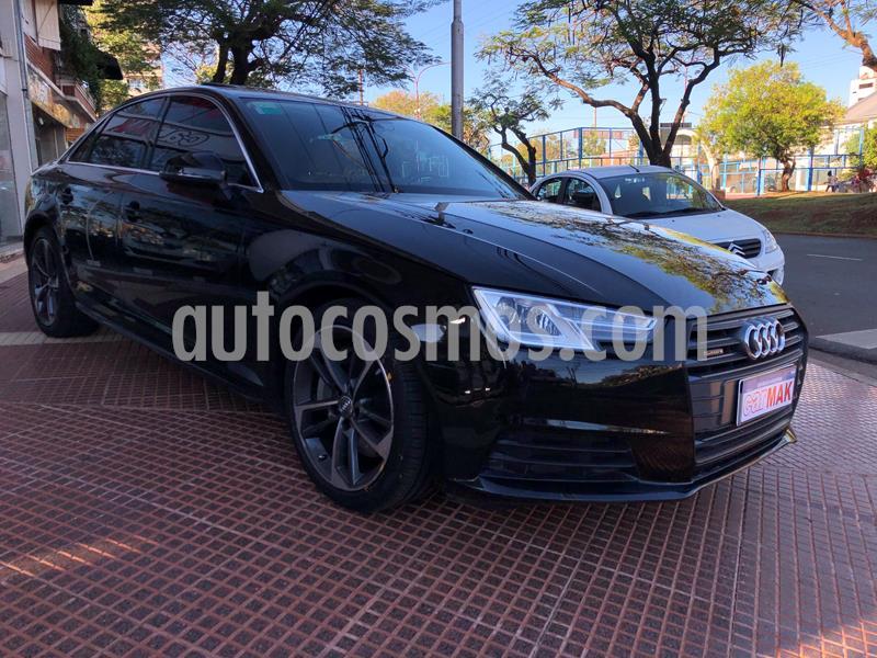 Audi A4 2.0 T FSI Quattro S-Tronic usado (2018) color Negro precio $5.999.990