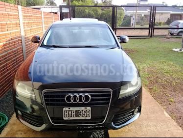 Audi A4 1.8 T usado (2009) color Negro precio $690.000