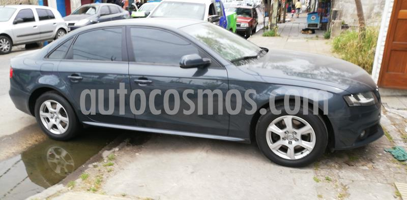Audi A4 1.8 T FSI Attraction  usado (2012) color Gris Meteorito precio u$s11.000