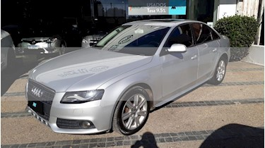 Foto venta Auto usado Audi A4 Avant 1.8 T FSI Plus (2010) color Gris Claro precio $550.000