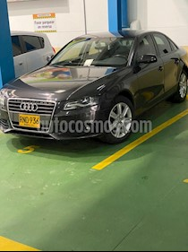 Audi A4 1.8L TSFI Attraction usado (2012) color Gris Lava precio $48.000.000