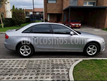 Audi A4 1.8L TFSI Ambition usado (2015) color Plata precio $60.000.000