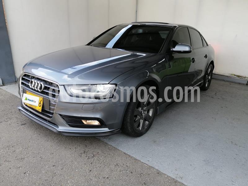 Audi A4 1.8L TFSI Ambition usado (2013) color Gris Meteoro precio $46.990.000