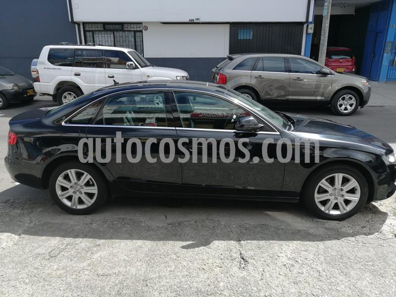 Audi A4 2.0L TFSI Multitronic Luxury usado (2009) color Negro Phantom precio $42.000.000