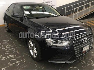 Audi A4 4P TRENDY PLUS L4/2.0/T AUT usado (2015) color Negro precio $269,900