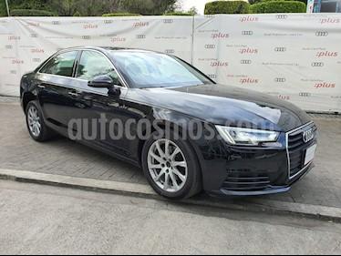 Audi A4 2.0 T Select (190hp) usado (2017) color Negro precio $394,999