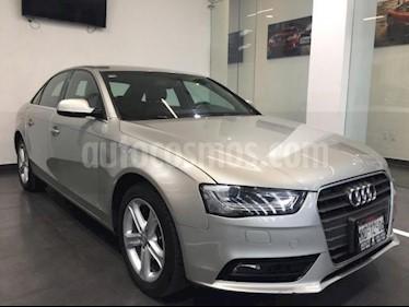 Audi A4 4P LUXURY L4/2.0/T AUT usado (2013) color Plata precio $255,900