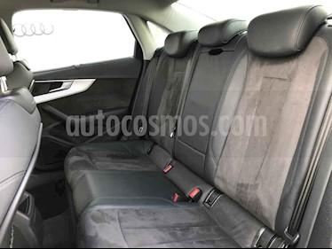 Audi A4 2.0 T Select (190hp) usado (2017) color Vino Tinto precio $368,010